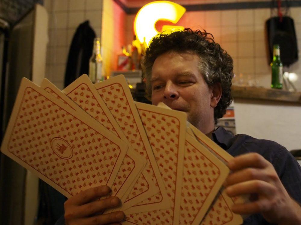 Bridge spielen mit XXL-Karten